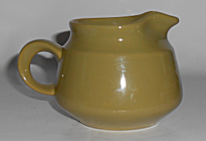 Franciscan Pottery Pebble Beach Creamer Mint