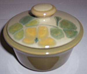 Franciscan Pottery Pebble Beach Sugar Bowl