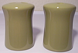Franciscan Pottery Pebble Beach Salt/pepper Shaker Set