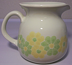 Franciscan Pottery Picnic Creamer