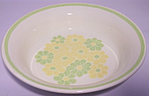 Franciscan Pottery Picnic Vegetable Bowl
