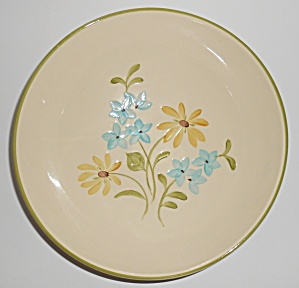 Franciscan Pottery Daisy Vegetable Bowl