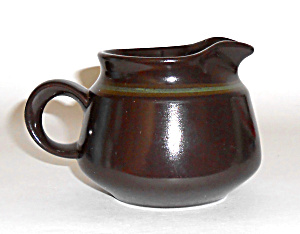 Franciscan Pottery Madeira Creamer Mint