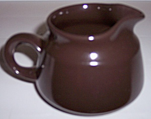 Franciscan Pottery Nut Tree Creamer