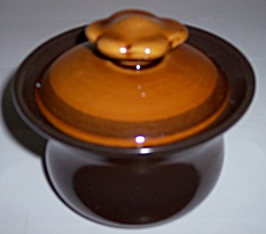 Franciscan Pottery Creole Sugar Bowl W/lid