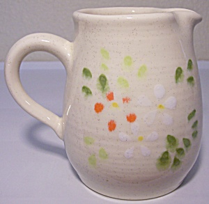 Franciscan Pottery Papaya Creamer