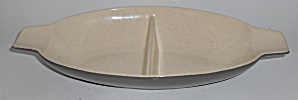 Franciscan Pottery Spice Divided Vegetable Bowl (Image1)