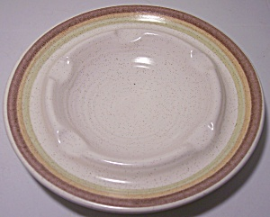 FRANCISCAN POTTERY SIERRA SAND ASHTRAY! (Image1)