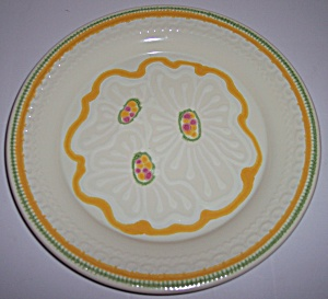 FRANCISCAN POTTERY PICNIC FAMILY EXPERIMENTAL PLATE! (Image1)