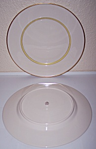 FRANCISCAN POTTERY FINE CHINA BALBOA DINNER PLATE! (Image1)