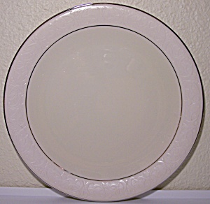 FRANCISCAN POTTERY FINE CHINA EXPERIMENTAL DINNER PLATE (Image1)