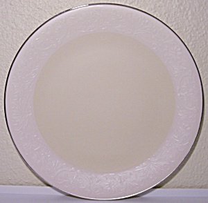 Franciscan Pottery Fine China Experimental Dinner Plate