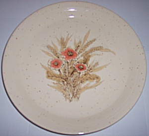 Franciscan Pottery Experimental Dinner Plate