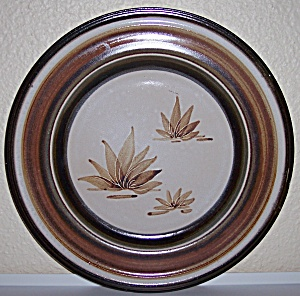FRANCISCAN POTTERY EXPERIMENTAL DINNER PLATE! (Image1)