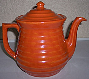 BAUER POTTERY RING WARE VERY RARE DRIP COFFEE POT! (Image1)