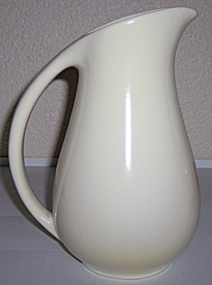 FRANCISCAN POTTERY EL PATIO IVORY COCKTAIL PITCHER! (Image1)