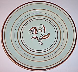 FRANCISCAN POTTERY PADUA II CELADON LUNCH PLATE! (Image1)