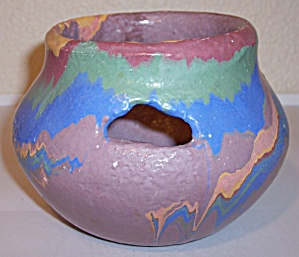 Ozark Roadside Tourist Pottery Company Strawberry Jar! (Image1)