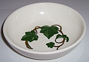 METLOX POTTERY POPPY TRAIL CALIFORNIA IVY FRUIT BOWL! (Image1)