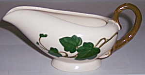 Metlox Pottery Poppy Trail California Ivy Creamer