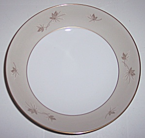 ZYLSTRA FINE CHINA FROSTED LEAVES SOUP BOWL! (Image1)
