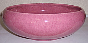METLOX POTTERY POPPY TRAIL OLD ROSE #22 ART BOWL! (Image1)