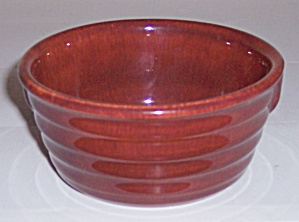 Franciscan Pottery Rarely Seen Redwood Early Ramekin