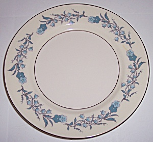 Theodore Haviland China Clinton Bread Plate