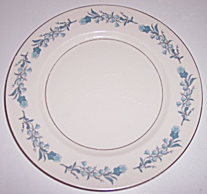 Theodore Haviland China Clinton Lunch Plate