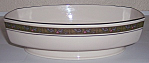 Franciscan Pottery Fine China Constantine Vegetable