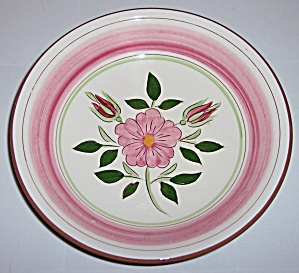 Stangl Pottery Wild Rose Coupe Soup Bowl! (Image1)