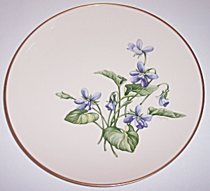 FRANCISCAN POTTERY FINE CHINA OLYMPIC DINNER PLATE! (Image1)