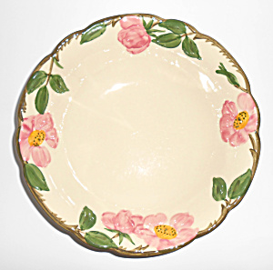 Franciscan Pottery Desert Rose U.s.a. Sm Vegetable Bowl