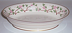 FRANCISCAN POTTERY FINE CHINA WOODSIDE VEGETABLE BOWL! (Image1)