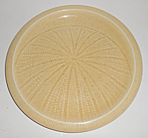 Franciscan Pottery Sea Sculptures Urchin Sand Lunch