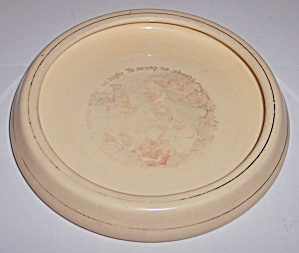 ROSEVILLE POTTERY JUVENILE 'OLD WOMAN' NURSERY RHYME BA (Image1)