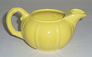 Franciscan Pottery Sunkist Yellow Creamer