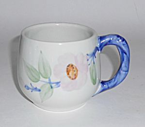 Franciscan Pottery Twilight Rose Small 7oz Mug