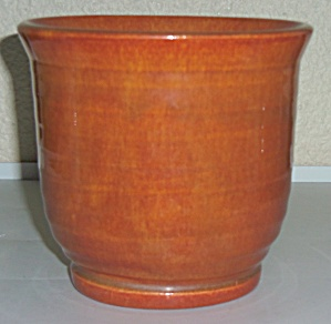 Bauer Pottery Ring Ware Red/Brown Beating Bowl ! (Image1)