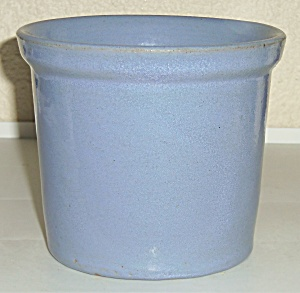 Bauer Pottery Plain Ware Delph Beating Jar ! (Image1)
