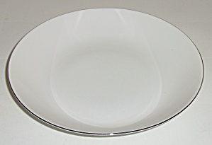 Thomas China Platinum Band Soup Bowl! (Image1)