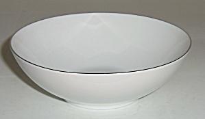 Thomas China Platinum Band Fruit Bowl! (Image1)