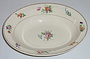 Syracuse China Selma Oval Vegetable Bowl! (Image1)