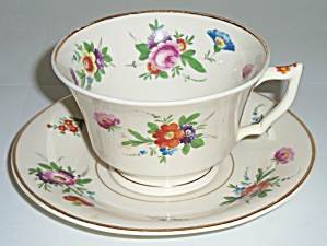 Syracuse China Selma Cup & Saucer Set! (Image1)