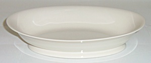 Flintridge China Bon-Lite Oval Vegetable Bowl! (Image1)