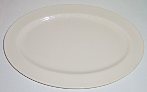 Flintridge China Bon-Lite Small Platter! (Image1)