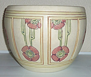 Weller Pottery Flemish Jardiniere! (Image1)