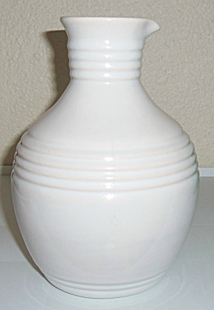 Pacific Pottery Hostess Ware White Coffee Bottle! (Image1)