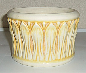 Peters And Reed Pottery Ivory Jardiniere! (Image1)