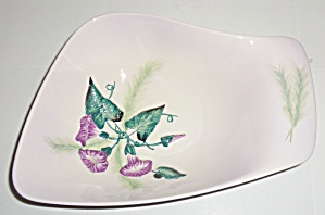 Carlton Ware Floral Decorated Bowl